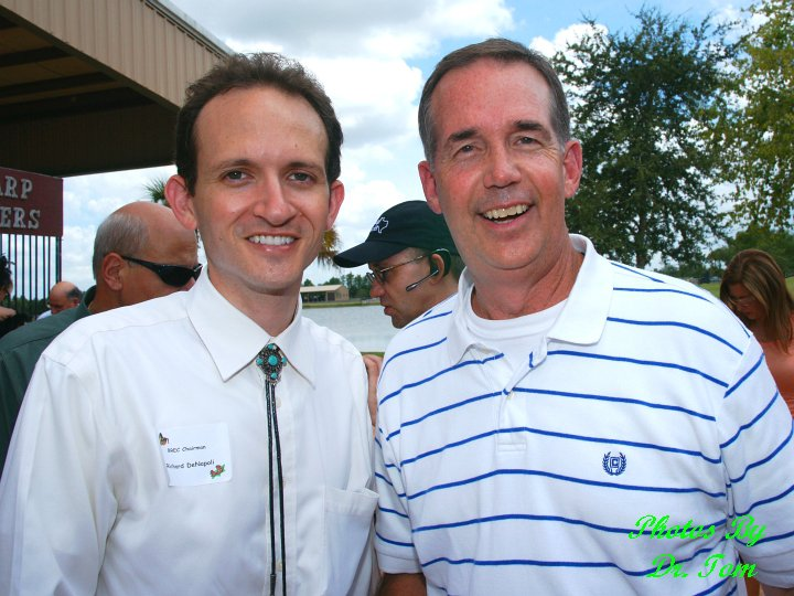 Richard DeNapoli and Jeff Atwater