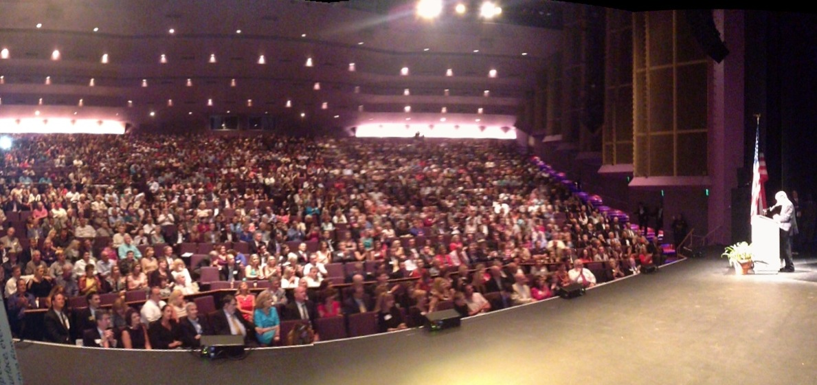 Picture of the Crowd - Care of Sarasota GOP