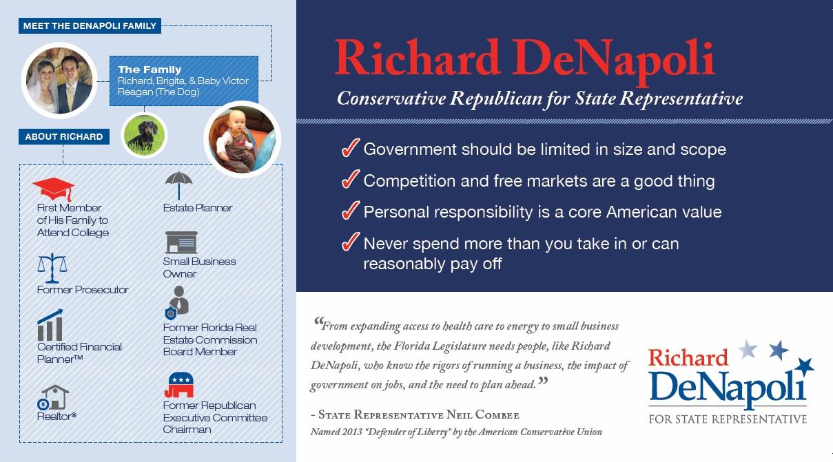Richard DeNapoli Campaign
