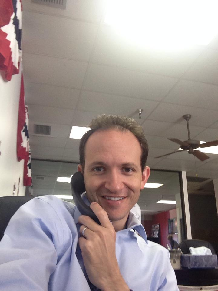 Richard DeNapoli Making Calls